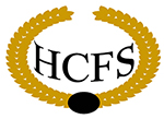 HCFS Funeral Services – Hardeman County and Henderson County Logo
